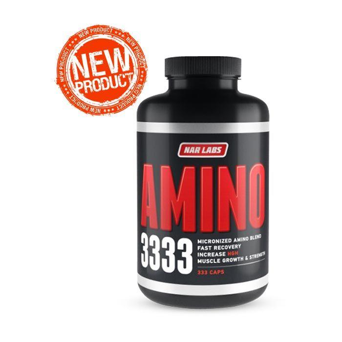 Amino 3333 Caps