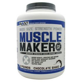Muscle Maker 6lbs