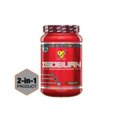 BSN Isoburn Fat Burner