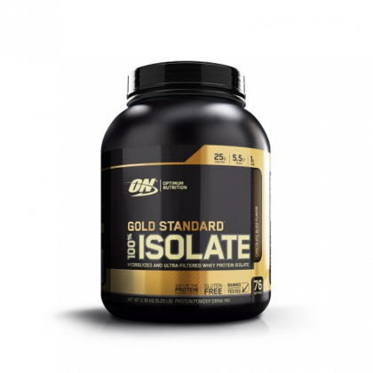 Optimum Nutrition Gold Standard Isolate 5lb