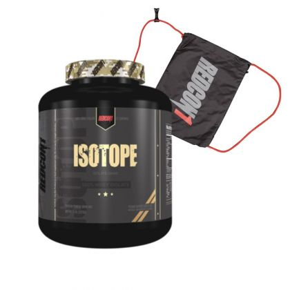 Redcon Isotope 100% Isolate Protein 5lb