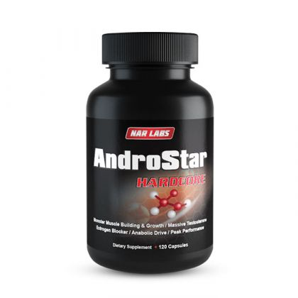 NAR Labs AndroStar Testosterone Booster