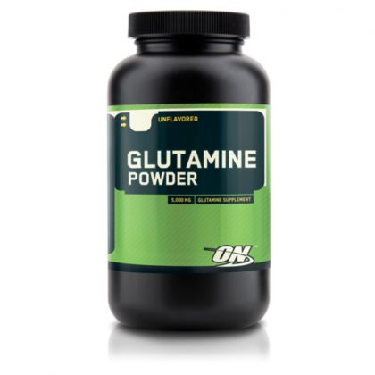 on glutamine 300g