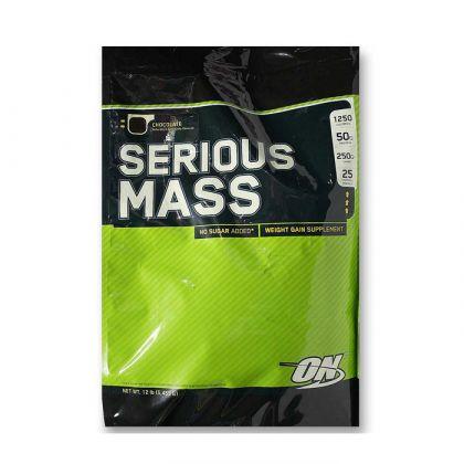 Optimum Nutrition Serious Mass Weight Gain Protein Formula