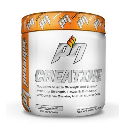 physique nutrition creatine