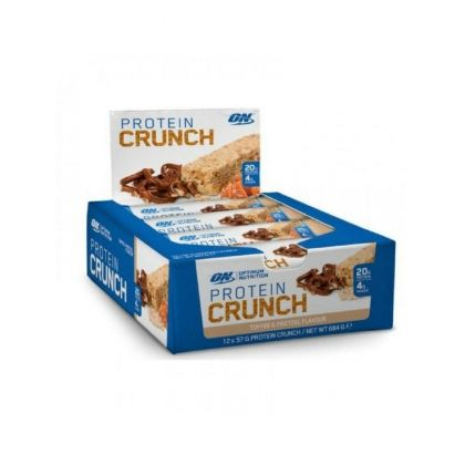 Optimum Nutrition Protein Crunch Bars