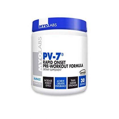 Myolabs PV-7 Preworkout 30sv