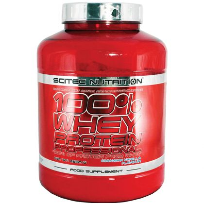Scitec Nutrition 100% Whey Protein 5lb