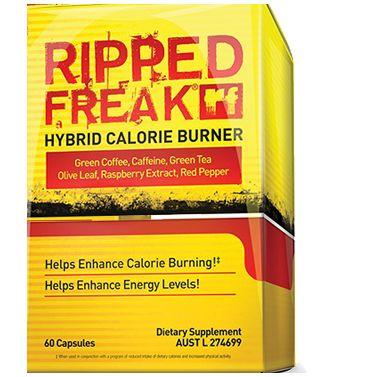 Ripped Freak Hybrid Calorie Burner - 60 Caps