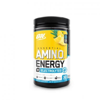 Optimum Amino Energy + Electrolytes 30sv