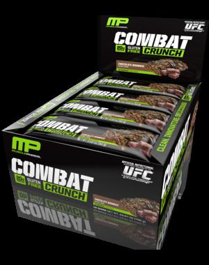 Combat Crunch Bars Box/12 each