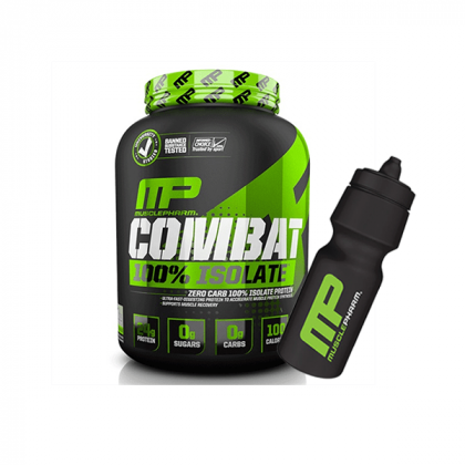 MusclePharm Combat Sport Isolate 5lb
