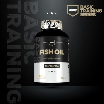 Redcon Basic Training Series Fish Oil
