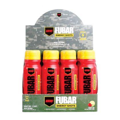 Redcon Fubar Energy Shot 12pk