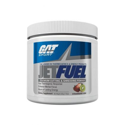 GAT Jet Fuel Premium Shredding Powder
