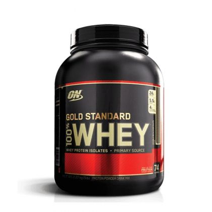 Gold Standard Whey Protein 5lb Dated January 2021