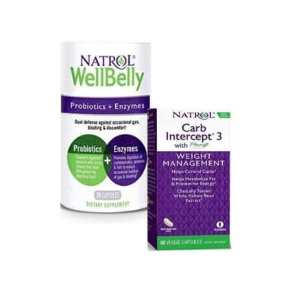 Gut Health Weight Management Stack BBY 2/20