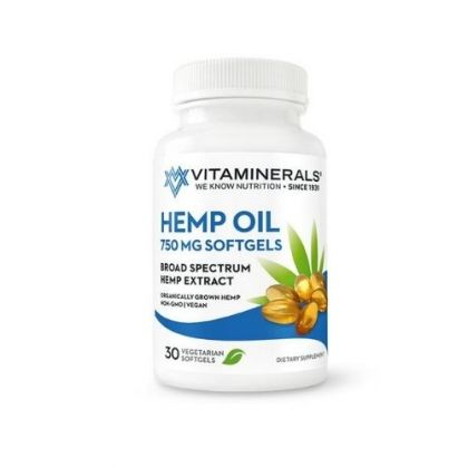 Vitaminerals Hemp Oil
