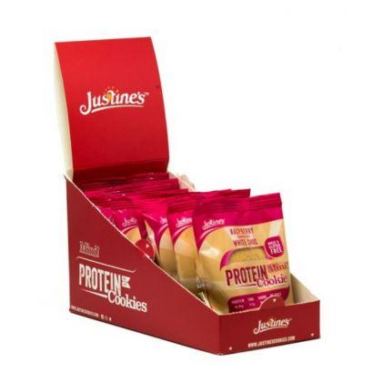 justines protein cookies