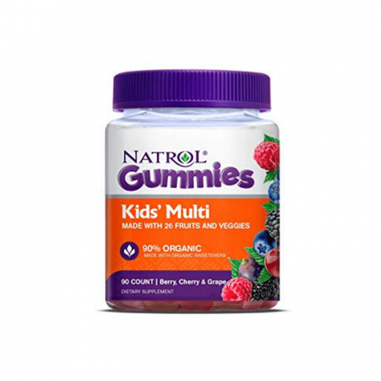 Natrol Gummies Kids Multi 90cp BBY 5/20