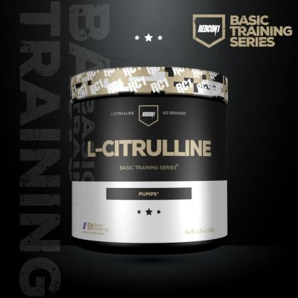 Redcon Basic Training Series L-Citrulline 60sv