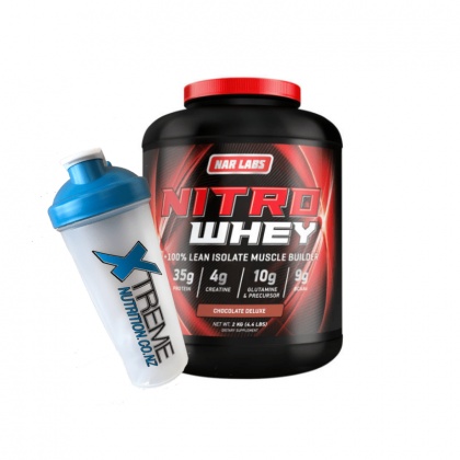 Nitro Whey Supplement