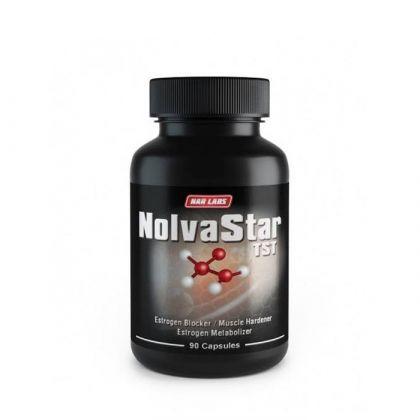 Nolvastar TST Natural Estrogen Blocker Testosterone Enhancer