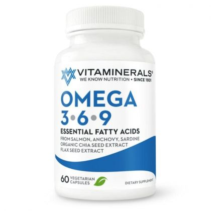 Vitaminerals Omega 3.6.9 Essential Fatty Acids