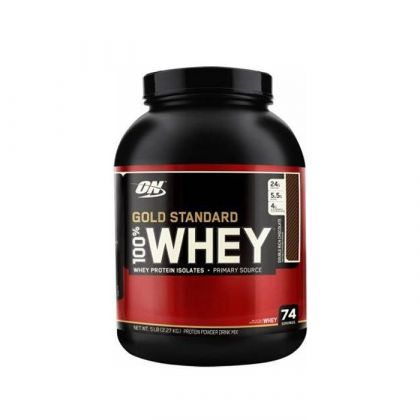 Gold Standard Whey Protein 5lb BBY