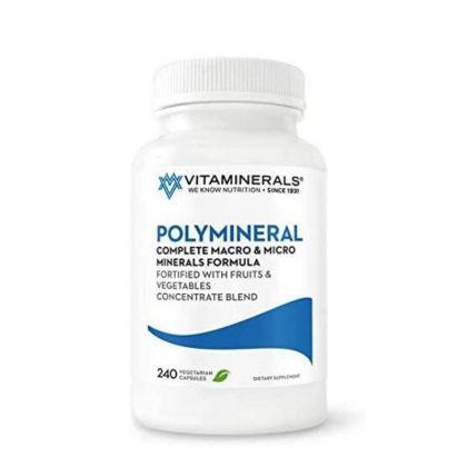 Vitaminerals Polymineral Mineral Formula