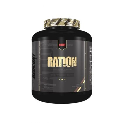 Redcon Ration Whey Protein 5lb- BEST BY 9/20