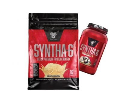 Syntha-6 10lb + Syntha-6 2lb (dated 10/20)