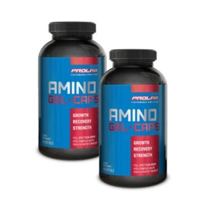 ProLab Amino Gel-Caps 200cp- x2