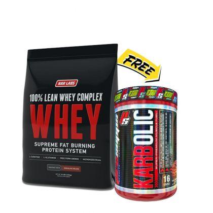 Lean Whey Complex 10lb