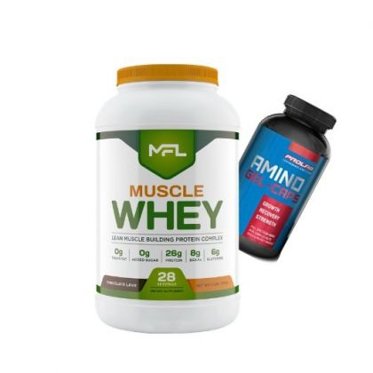 Muscle Whey 2lbs