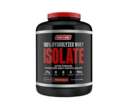 NAR Labs Hydrolyzed Whey Isolate 5LB