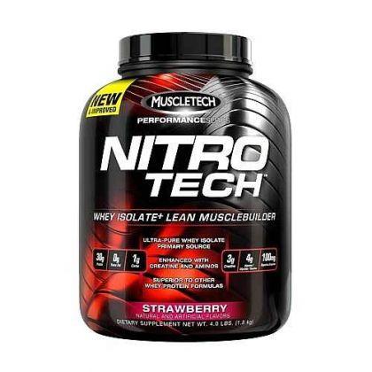 Nitro-Tech Performance Series 4lbs