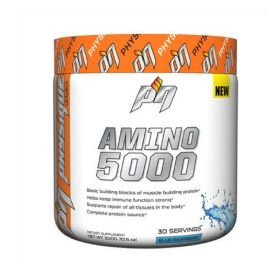 physique nutrition amino 5000