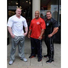 NPC Gym Wear Men's Training Trackpants