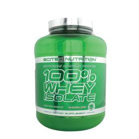 Scitec 100% Whey Isolate 5lb